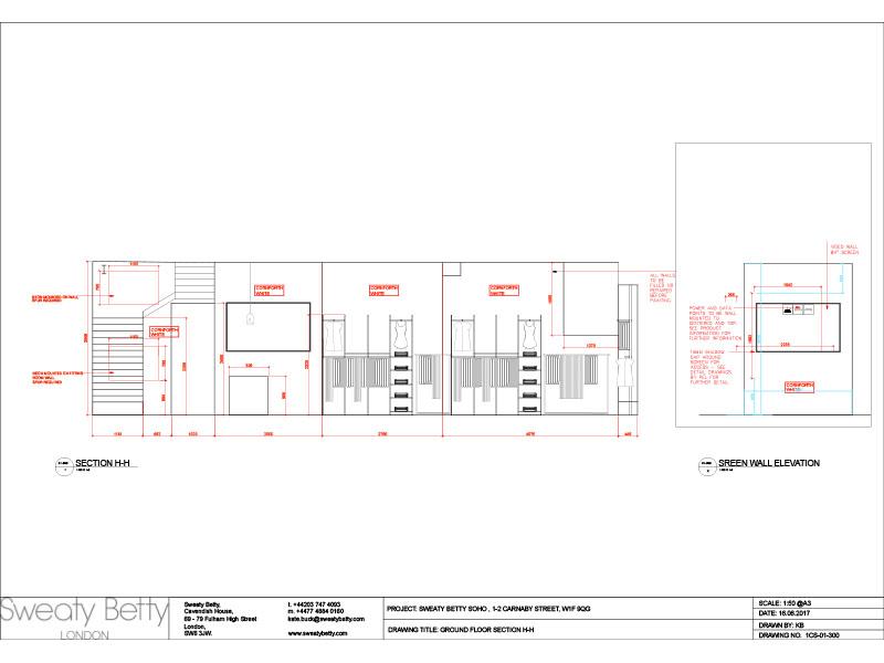 Shop Floor Elevation