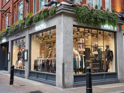 Sweaty Betty -1 Carnaby Street – London